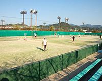 金亀公園テニスコート
