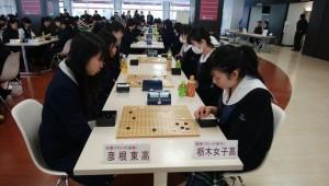 全国優勝した栃木女子との激戦